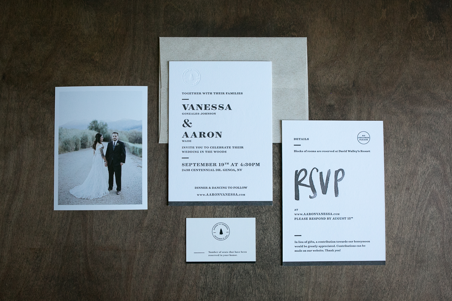 Our Wedding Invites Website Awadewego